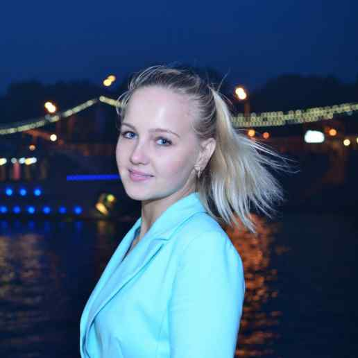 Дарья Ледяйкина