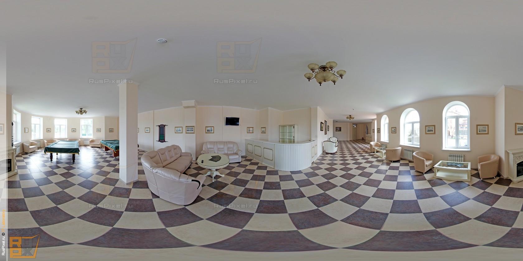 Фотопанорама в 360 градусов
