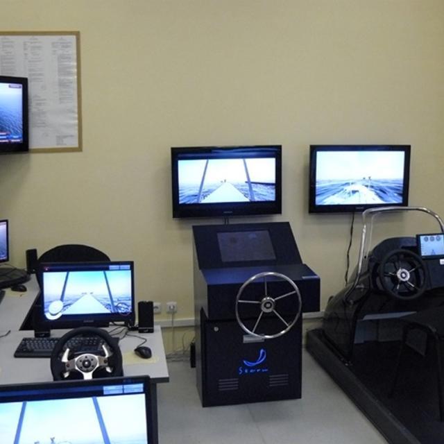 Тренажерный комплекс, водный симулятор