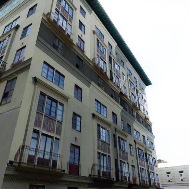 Гостиница Минск в разрезе